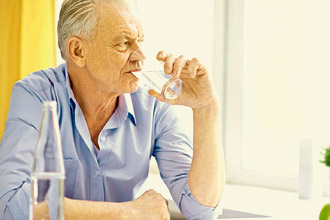 Питьевой режим перед колоноскопией