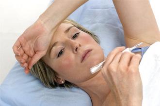 Причины лихорадки при поносе