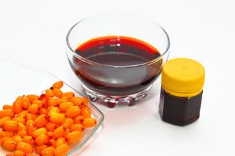 Облепиховое масло для компрессов и примочек